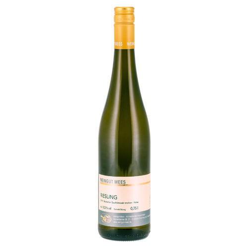 2015 RIESLING DRY